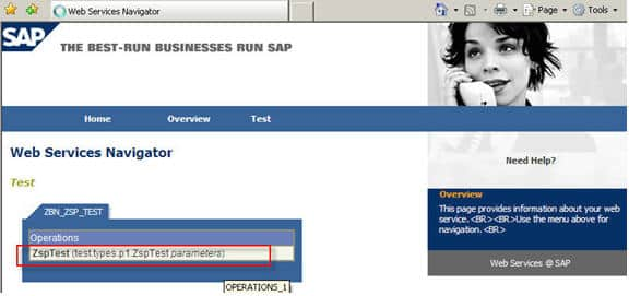 Turn any SAP remote-enabled function module into a Web
