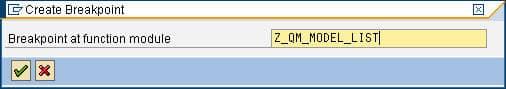 Debug ABAP Web Service 08