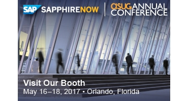 DataXstream Announces Its Participation at SAPPHIRE NOW® to Showcase Simple Order Management for SAP® Solutions