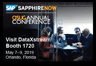 SAPPHIRENOW and ASUG2019 We look forward to seeing you