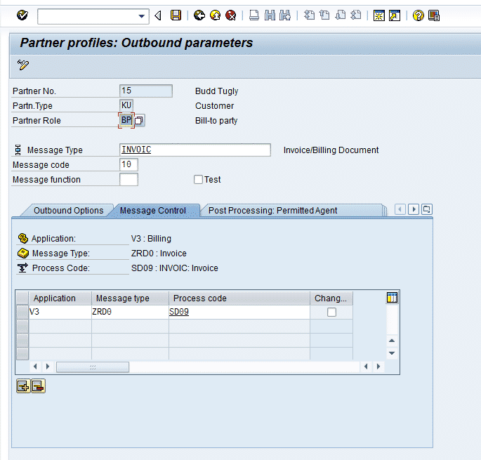 SAP IDOCs for Customer Number with different Sales Organizations to