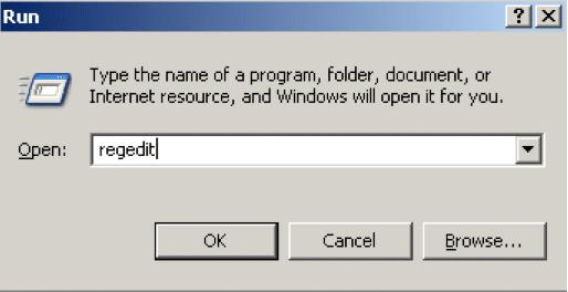 Windows Runline