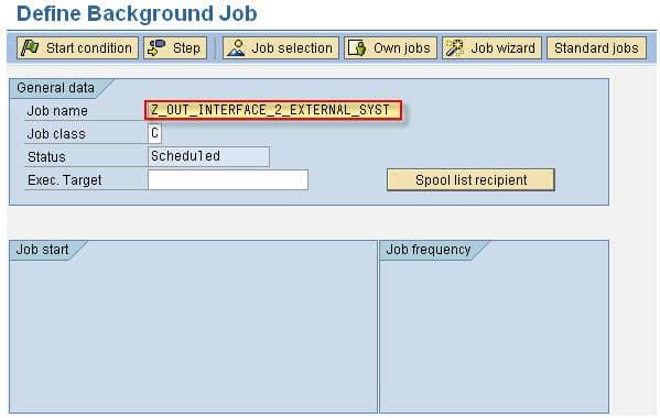 3 define background job