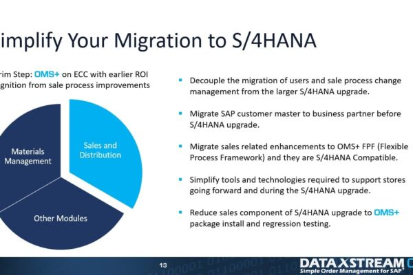 Simplify Your Migration to S/4HANA